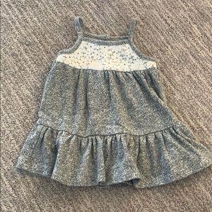 Grey summer dress